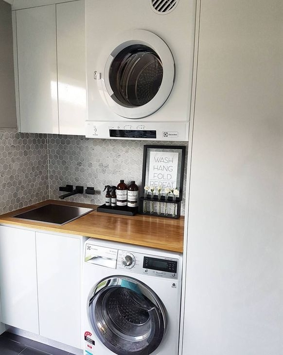 Fancy Laundry Room Layout Ideas For The Perfect Home 43