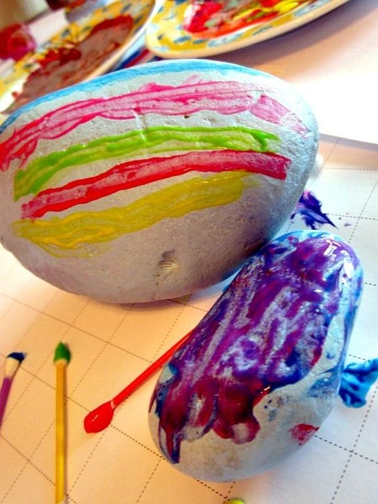 Marvelous Diy Projects Painted Rocks Animals Horse Ideas For Summer 05