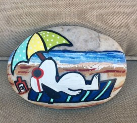 Marvelous Diy Projects Painted Rocks Animals Horse Ideas For Summer 41