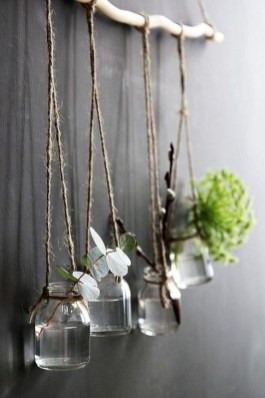 Splendid Diy Flower Vase Ideas To Add Beauty Into Your Home 42