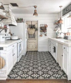 Stylish Farmhouse Kitchen Design Ideas To Bring Classic Look 20