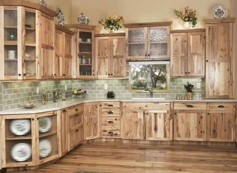 Stylish Farmhouse Kitchen Design Ideas To Bring Classic Look 30