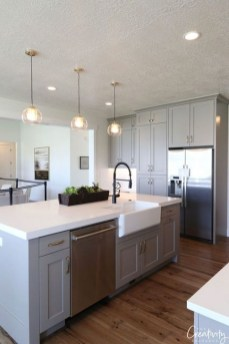 Stylish Farmhouse Kitchen Design Ideas To Bring Classic Look 36