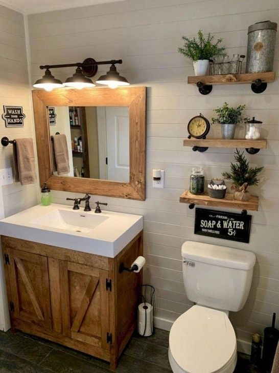 Unique Small Bathroom Remodeling Ideas On A Budget 07