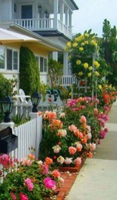 Unusual Front Yard Landscaping Design Ideas That Looks Great 17