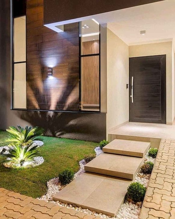 Unusual Front Yard Landscaping Design Ideas That Looks Great 39