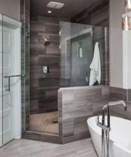 Amazing Shower Designs Ideas For Your Modern Bathroom 20