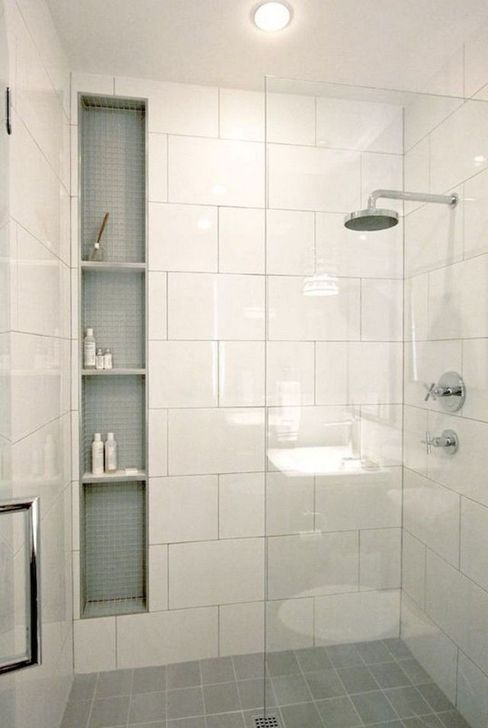 Amazing Shower Designs Ideas For Your Modern Bathroom 34