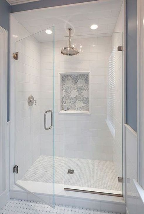 Amazing Shower Designs Ideas For Your Modern Bathroom 44