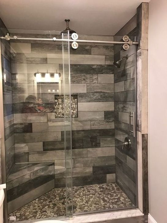 Amazing Shower Designs Ideas For Your Modern Bathroom 46