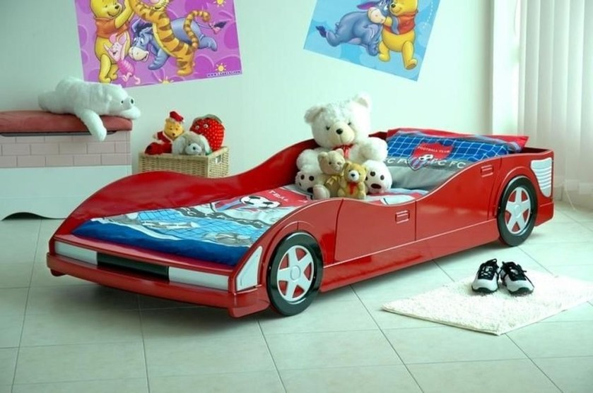 Astonishing Car Bed Designs Ideas That Every Kids Must See 01