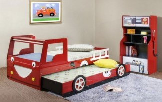 Astonishing Car Bed Designs Ideas That Every Kids Must See 08