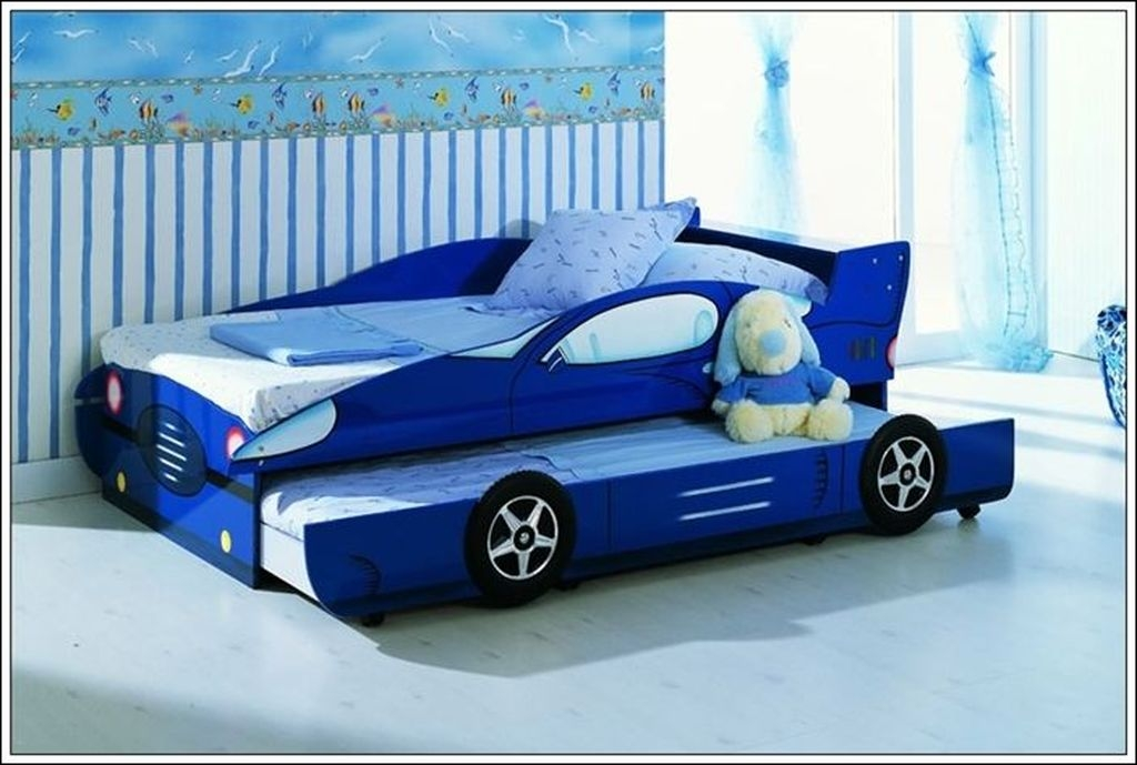 Astonishing Car Bed Designs Ideas That Every Kids Must See 14
