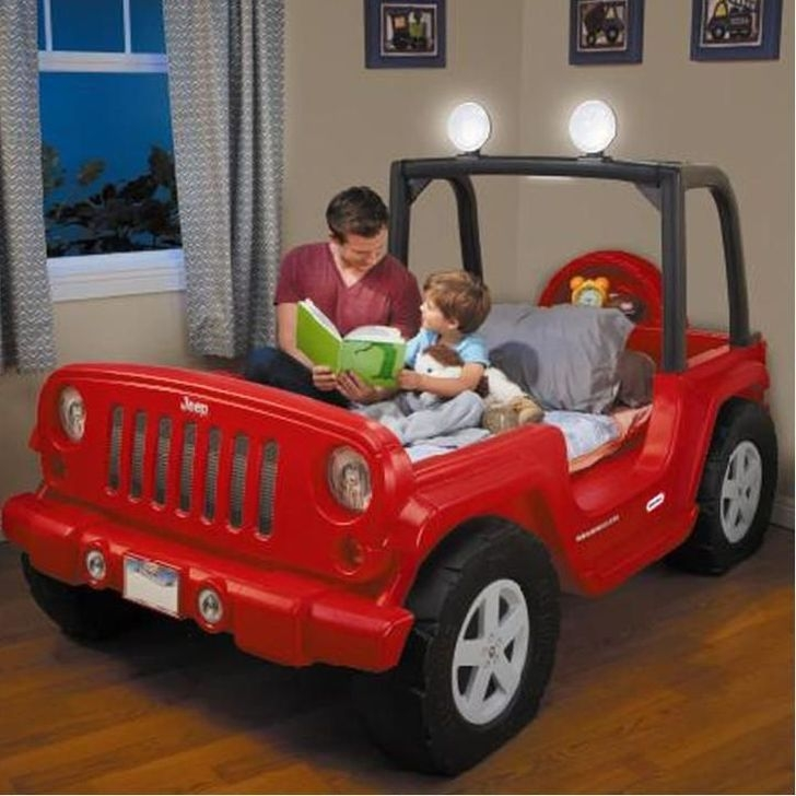 Astonishing Car Bed Designs Ideas That Every Kids Must See 19