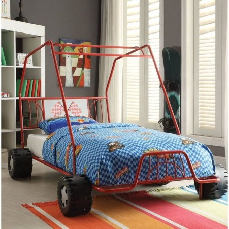 Astonishing Car Bed Designs Ideas That Every Kids Must See 30
