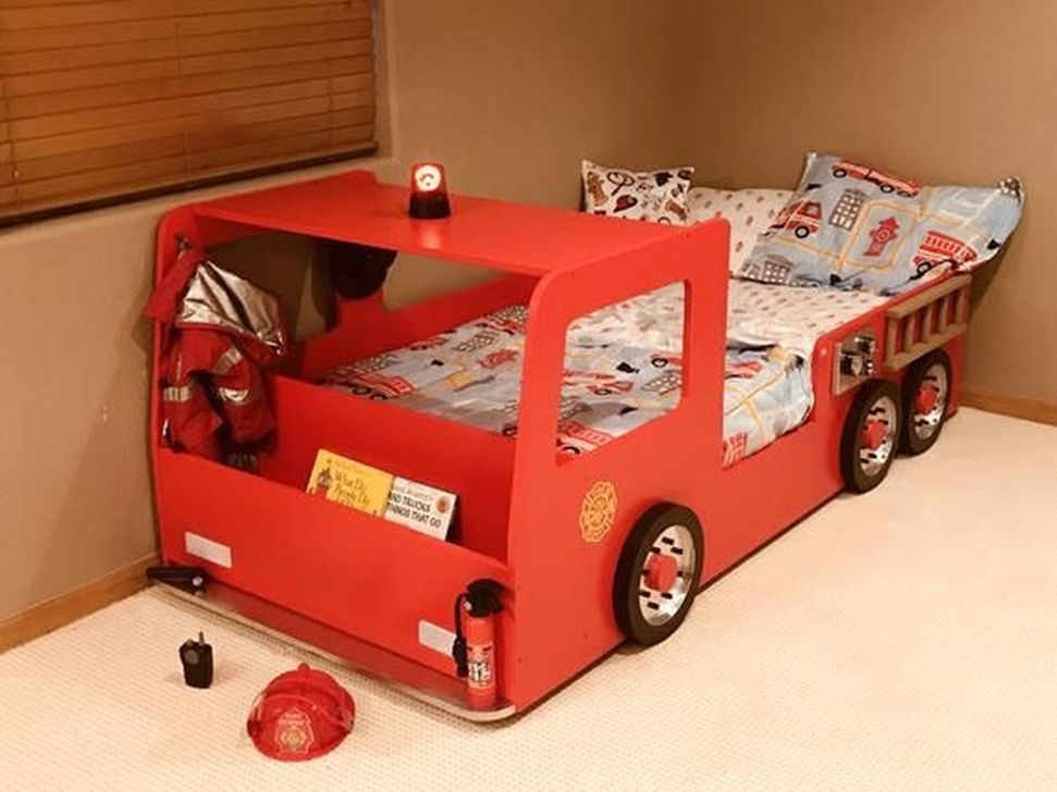 Astonishing Car Bed Designs Ideas That Every Kids Must See 34