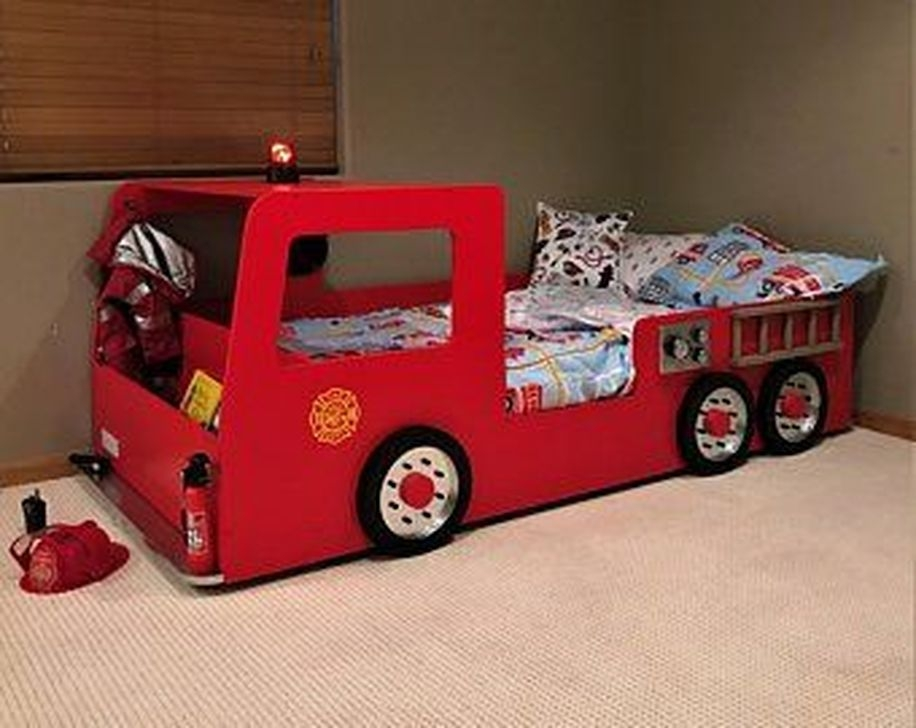 Astonishing Car Bed Designs Ideas That Every Kids Must See 36