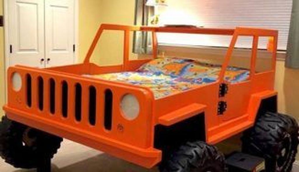 Astonishing Car Bed Designs Ideas That Every Kids Must See 46