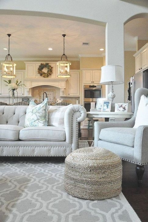 Captivating French Country Home Decor Ideas For You 39