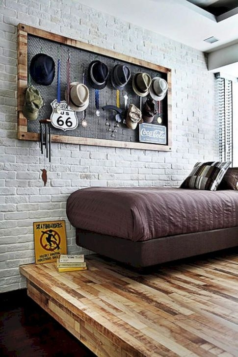 Comfy Small Bedroom Ideas For Your Son To Try 29
