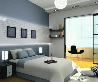 Comfy Small Bedroom Ideas For Your Son To Try 34