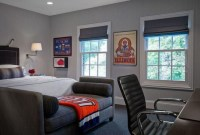 Comfy Small Bedroom Ideas For Your Son To Try 46