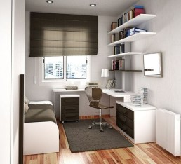 Cozy Small Rooms Design Ideas For Teens To Copy 16