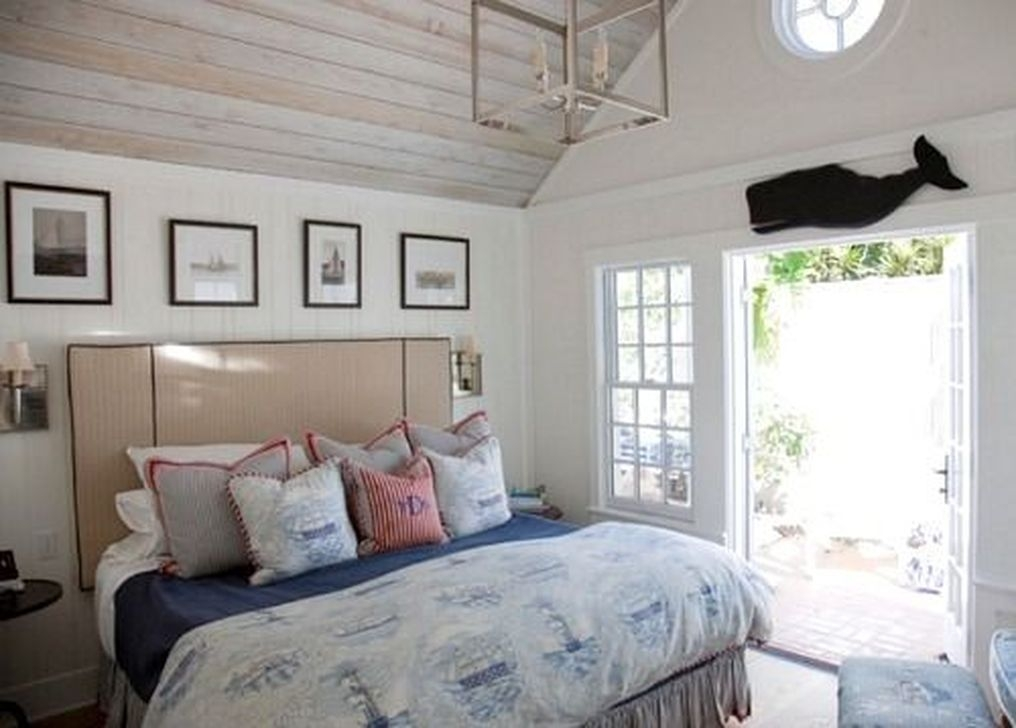 Favored Bedroom Design Ideas With Beach Themes 25