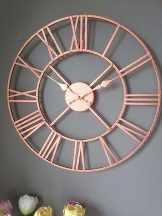 Hottest Copper Rose Gold Kitchen Themes Decorations Ideas 01