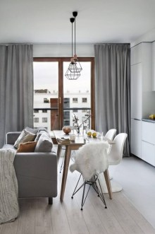 Latest Scandinavian Style Interior Apartment Ideas To Try 37