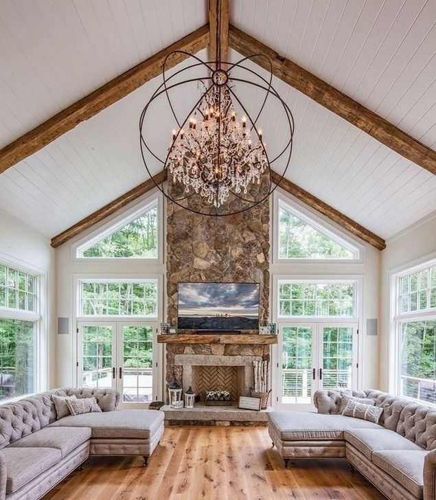 Newest Living Room Design Ideas That Looks Cool 36