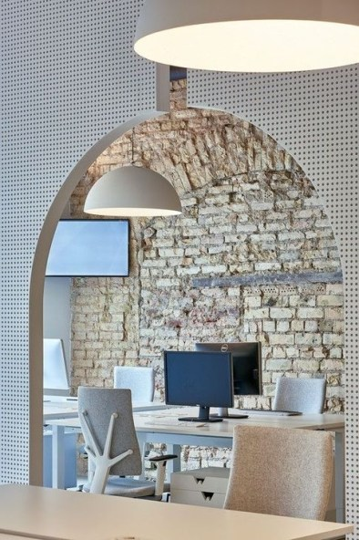 Outstanding Mini Office Design Ideas In The Living Room 24