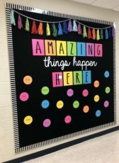 Refreshing Diy Classroom Ornaments Ideas To Draw Students Attention 32