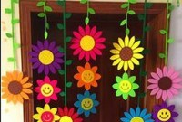 Refreshing Diy Classroom Ornaments Ideas To Draw Students Attention 41