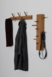 Relaxing Wooden Rack Ideas To Be Applied Into Any Home Styles 39