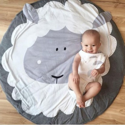 Superb Playful Carpet Designs Ideas To Surprise Your Kids 22
