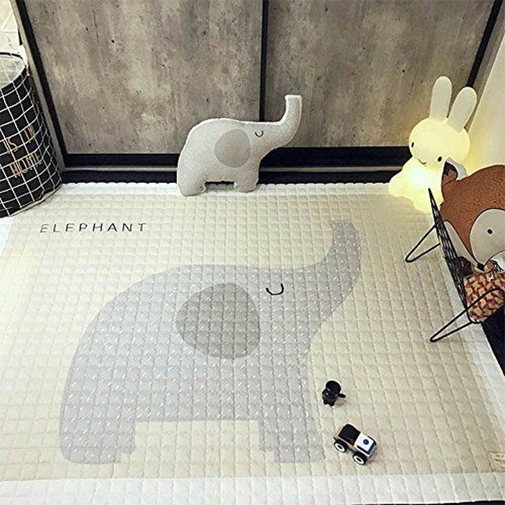 Superb Playful Carpet Designs Ideas To Surprise Your Kids 27