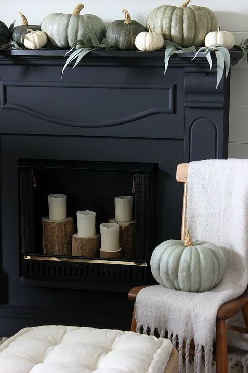 Unordinary Home Decoration Ideas For Fall To Try 04