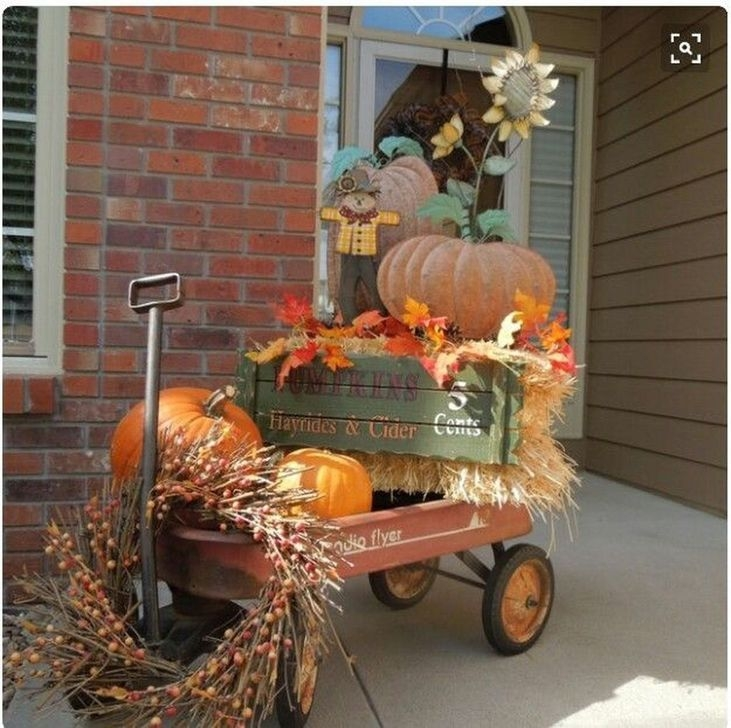 Unordinary Home Decoration Ideas For Fall To Try 30