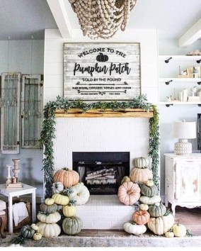 Unordinary Home Decoration Ideas For Fall To Try 34