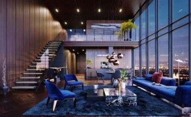 Rustic Penthouse Apartment Design Ideas For You 28
