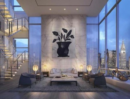 Rustic Penthouse Apartment Design Ideas For You 34