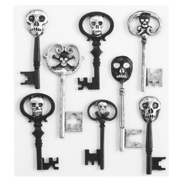 Skeleton keyse