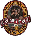 Grumpy Troll Logo