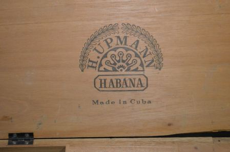 Legacy of marking boxes with the brand name