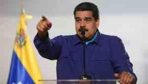 Nicolas Maduro ordena