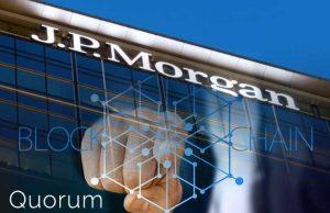 JP Morgan acaba de lançar o maior aplicativo de blockchain do mundo real