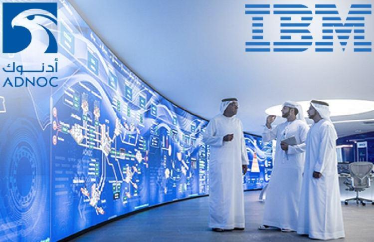 Empresa Nacional de Petróleo de Abu Dhabi adota solução Blockchain da IBM