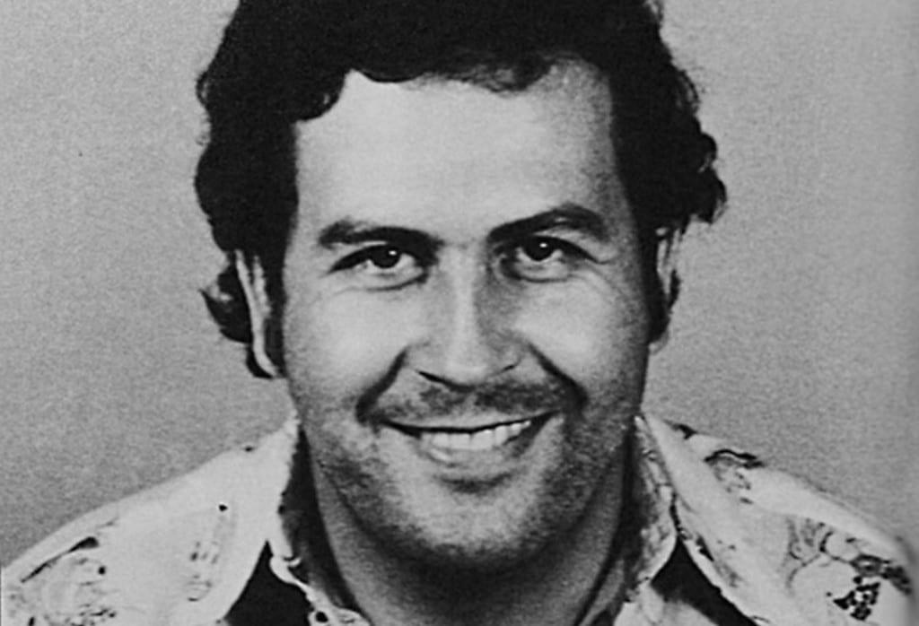 Ex-Chefão colombiano das drogas