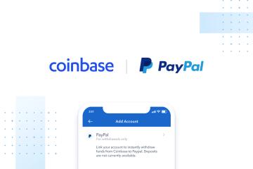 Coinbase está ampliando seu suporte a saques ao PayPal